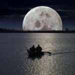 August's Full Moon - The Full Sturgeon Moon