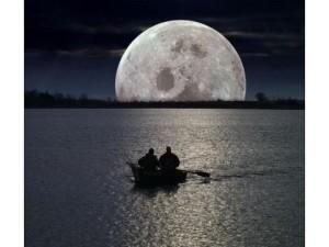 August's Full Moon - The Full Sturgeon Moon